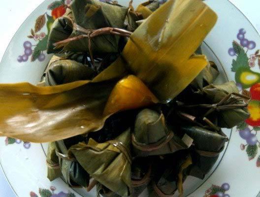 Bánh tro Quảng Nam