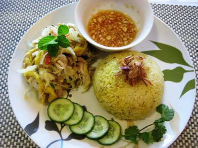 Cơm gà Tam Kỳ Quảng Nam