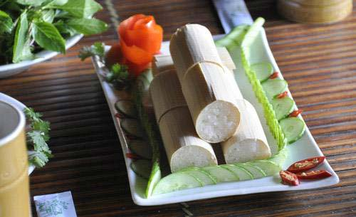 Cơm lam Phú Thọ