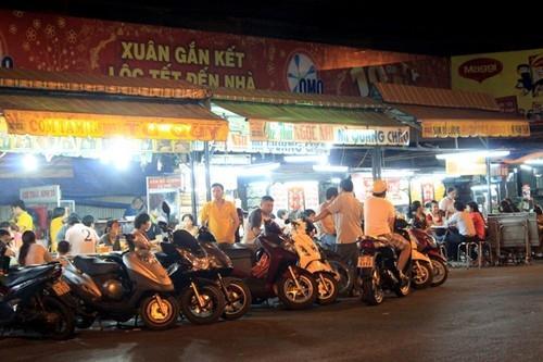 Những quán ăn ngon ở khu Tân Định