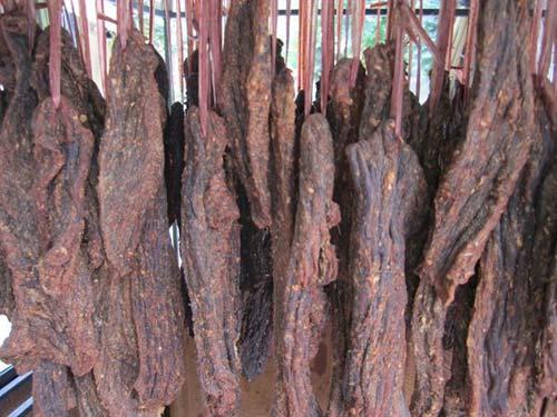 Thịt bò sấy khô Cao Bằng