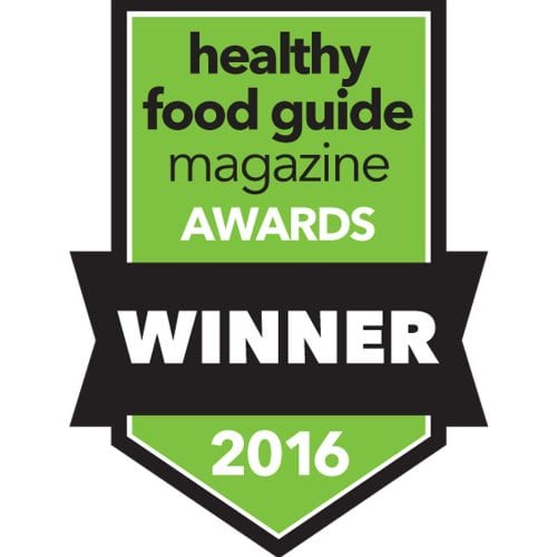 2016 Healthy Food Guide Awards