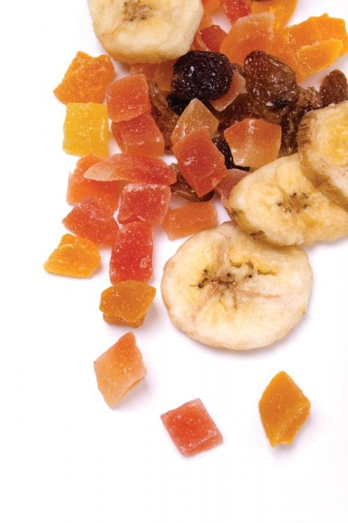 Ask the experts: Dried fruit