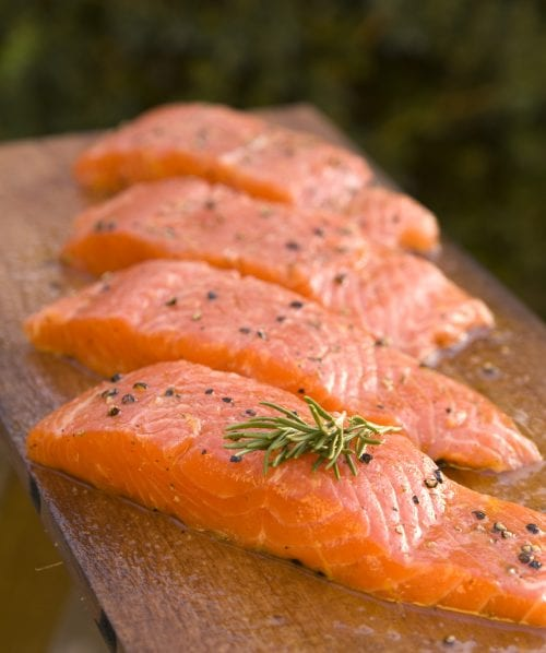 Ask the experts: Smoked salmon