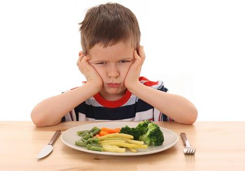 Behaviour in children: how diet can help