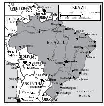 Brazil Afro-Brazilian