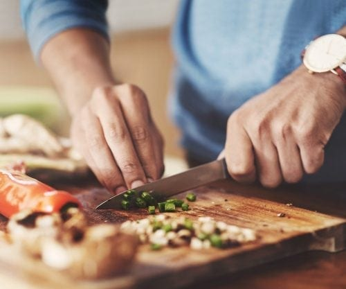 Cooking for someone with type 2 diabetes