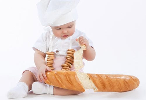 Do French children eat everything? 8