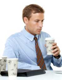 Do you have a coffee habit? 1