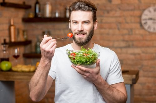 Eating for a healthy prostate