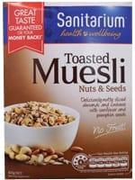 Everyday choices: Muesli