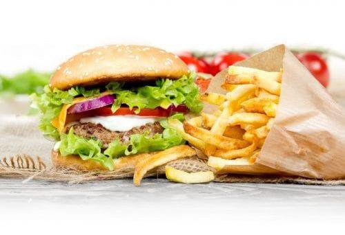 Fast food: Burgers 9