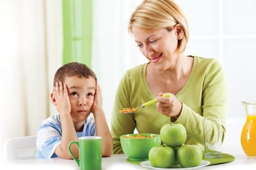 Fussy eaters: When should you worry?