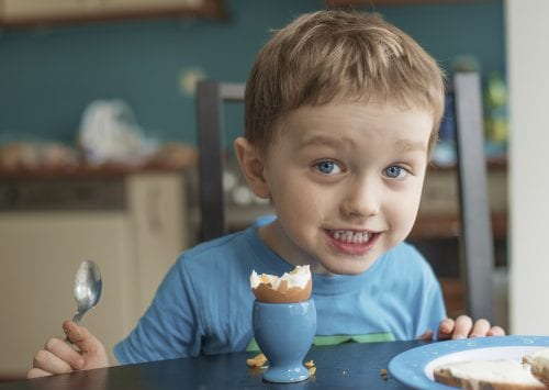 Growing pains: Nutrition for preschoolers