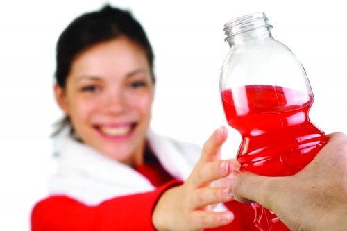Guide to sports drinks 8