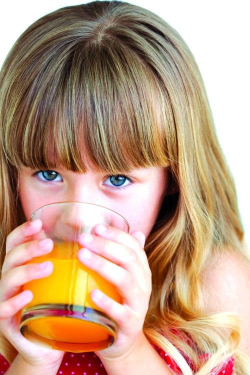 HFG guide to fruit and vegetable juice