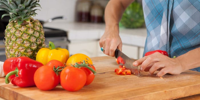 Healthy cooking tips from Diabetes UK