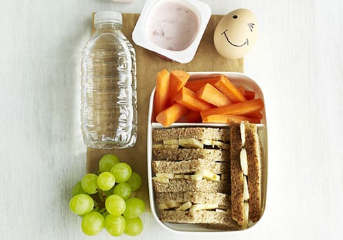 Healthy lunches for... kids