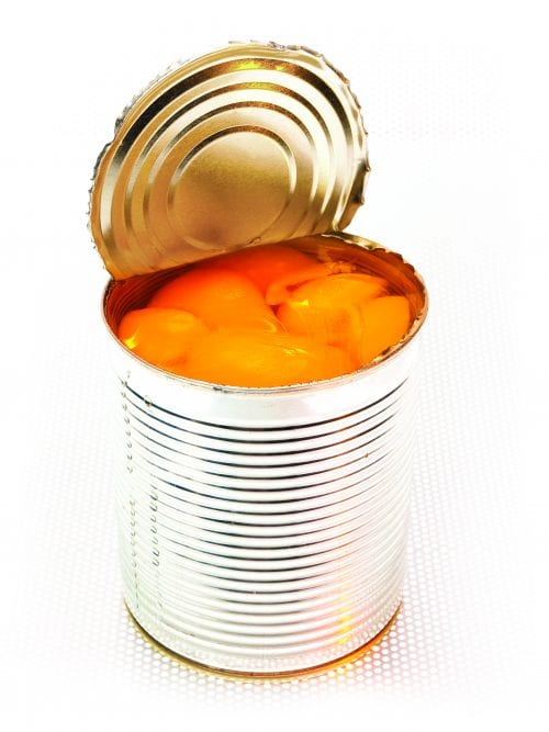 How do they make canned food?