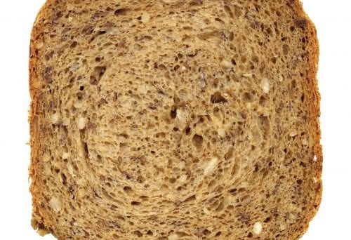 How much fibre is in that bread product? 1