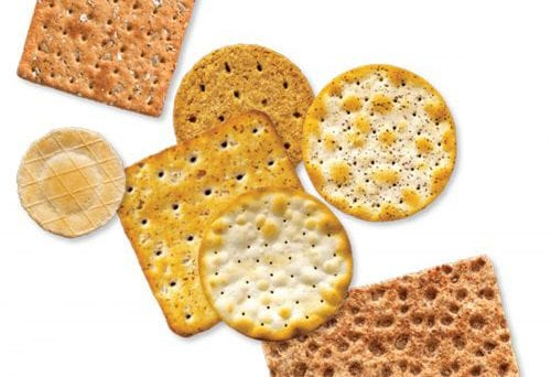 How much sodium is in those crackers 5