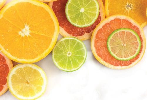 How much vitamin C is in that winter food? 1