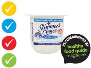 How to choose natural yoghurt