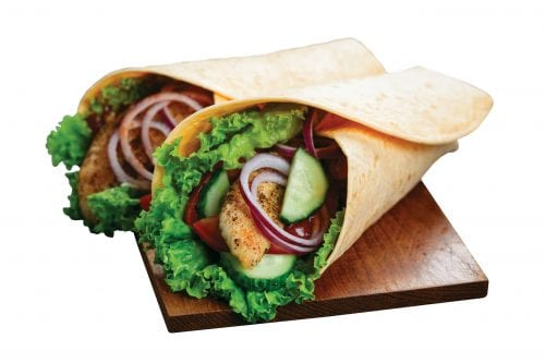 How to choose wraps