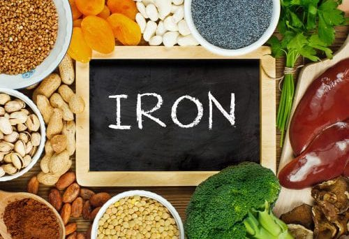 How to get more iron in your day 2