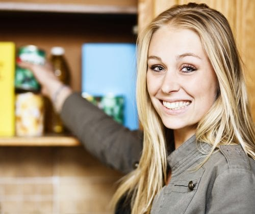 How to have a healthy pantry: What to stock for success
