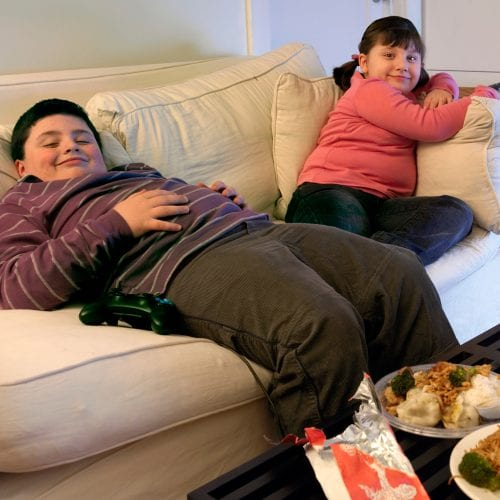 How to manage an overweight or obese child