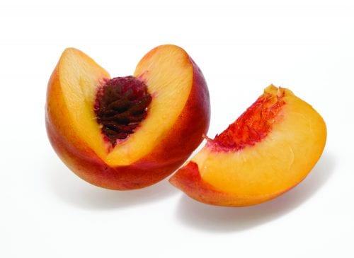 In season late summer: Nectarines