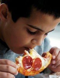 Is your child overweight or obese?