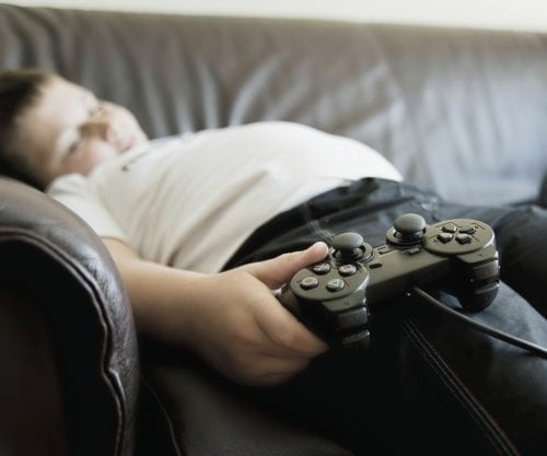 Less screen time, more 'huff and puff' for overweight kids