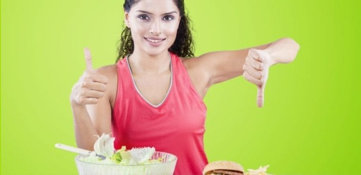 Making Healthy Choices at Fast Food Restaurants 3