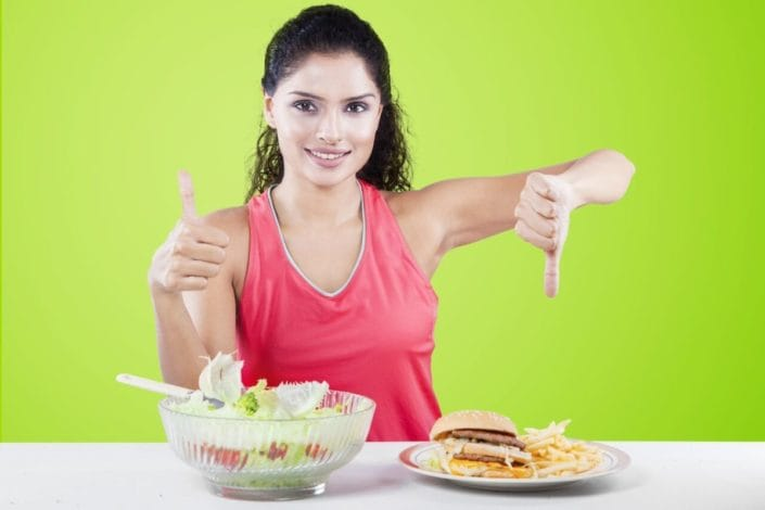 Making Healthy Choices at Fast Food Restaurants