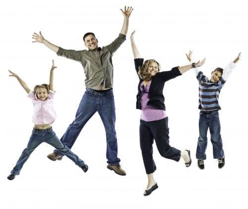 Menu plan for families