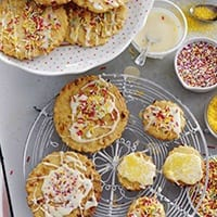 Mother's Day baking projects for kids