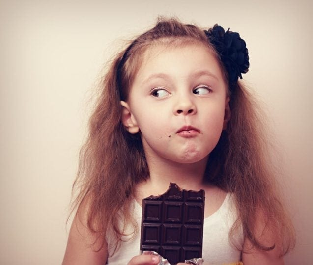 Overeating in Children and Teens