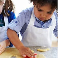 Rainy day cooking projects for kids
