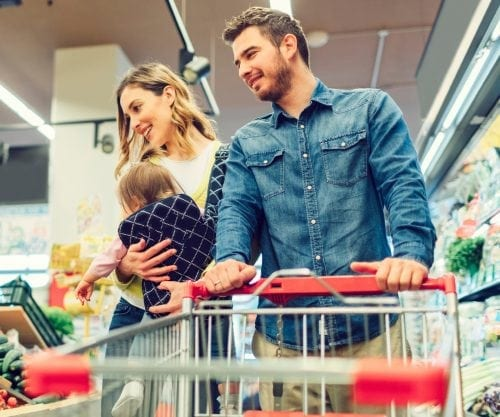Smart shopping with type 2 diabetes