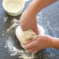 Step-by-step pizza