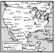 United States Amish and Pennsylvania Dutch