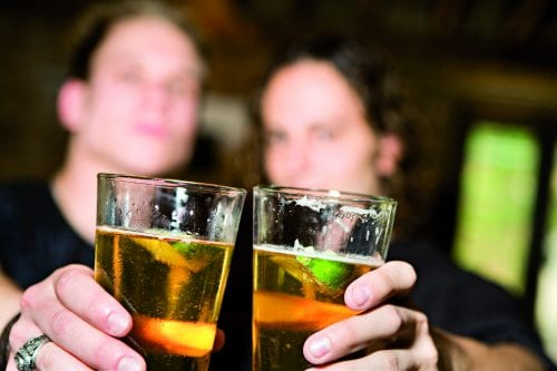 Weight-loss tips for men: Beer