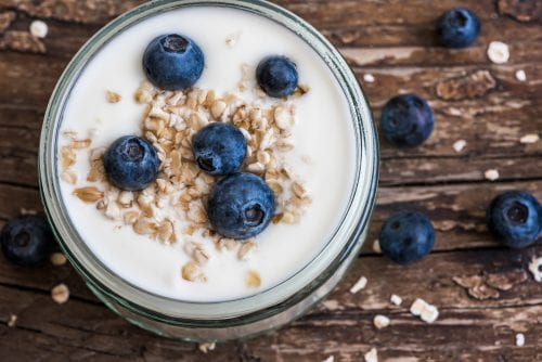 What to do with natural yoghurt