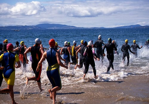What to eat for a triathlon