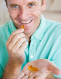Will fish oil give us cancer?