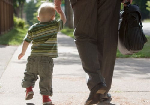 Working dad? Here's how to start your day well...