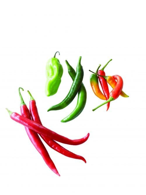 Your guide to chillies