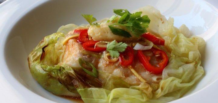 Cabbage Patch Halibut